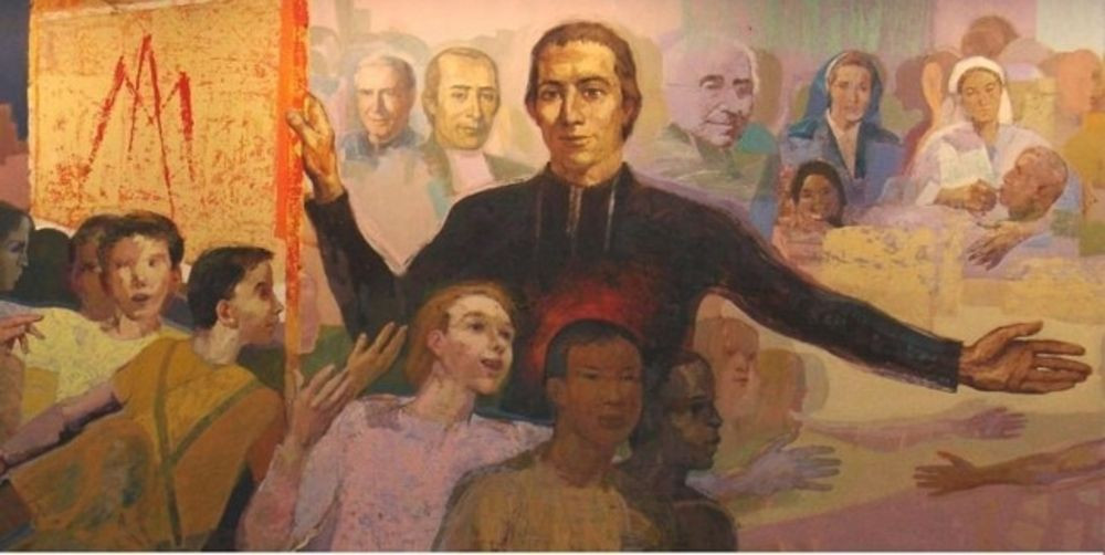 Today Friday 7th August is Champagnat Day