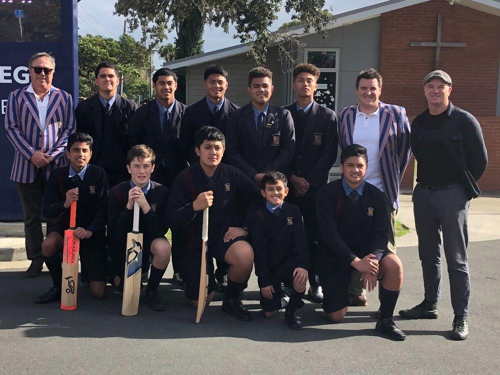 New Cricket Nets